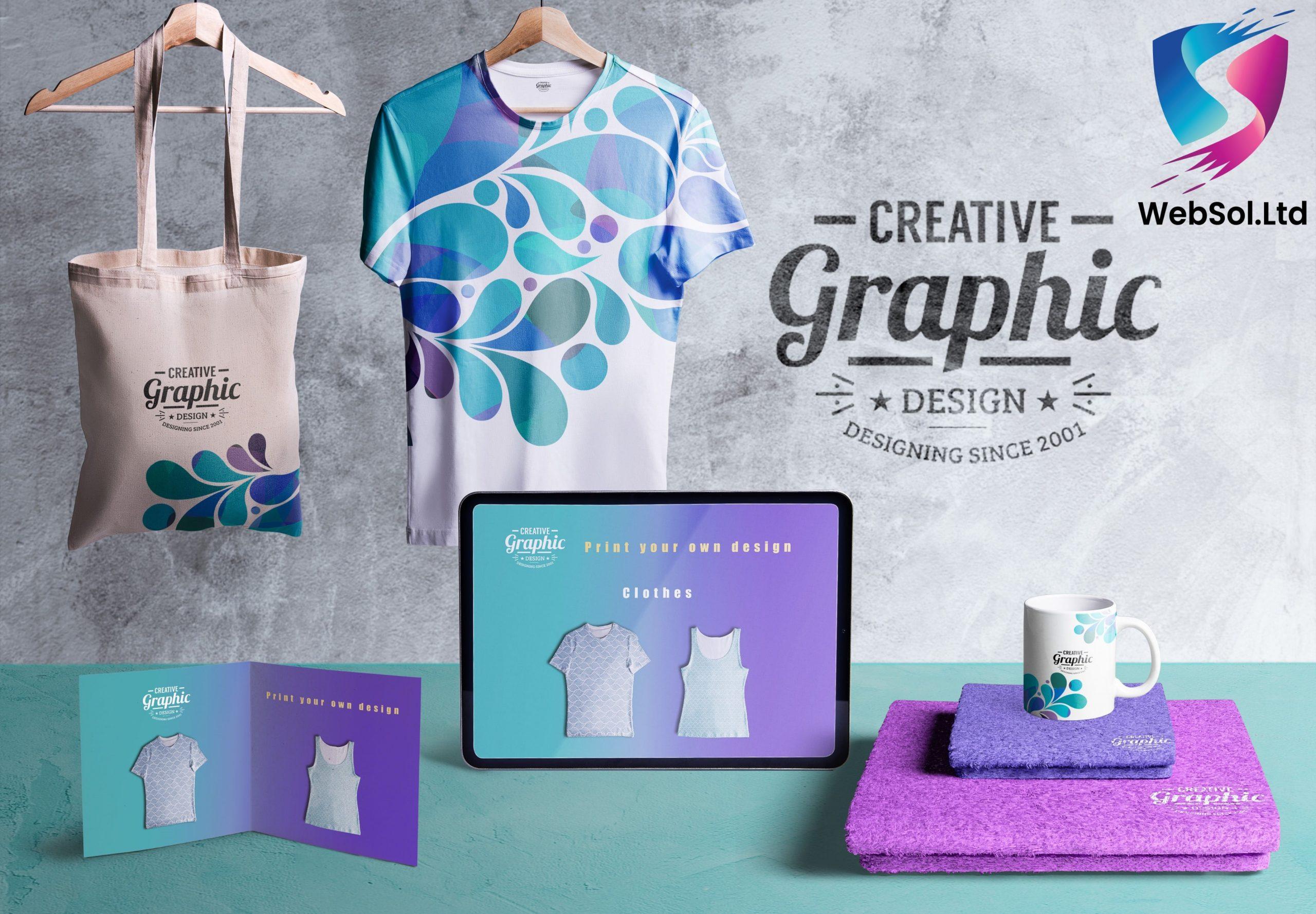 Logo & Web Designing